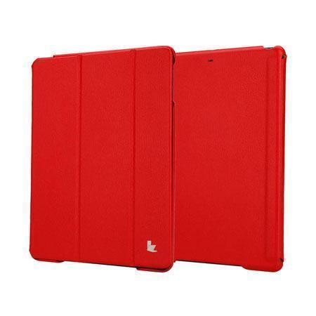 Чехол-книжка JustCase Premium для Apple iPad Air (искусственная кожа с подставкой) оранжевый