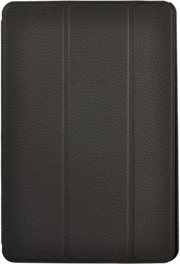 Чехол-книжка iCover Carbio для Apple iPad mini 4 (натуральная кожа с подставкой) Black