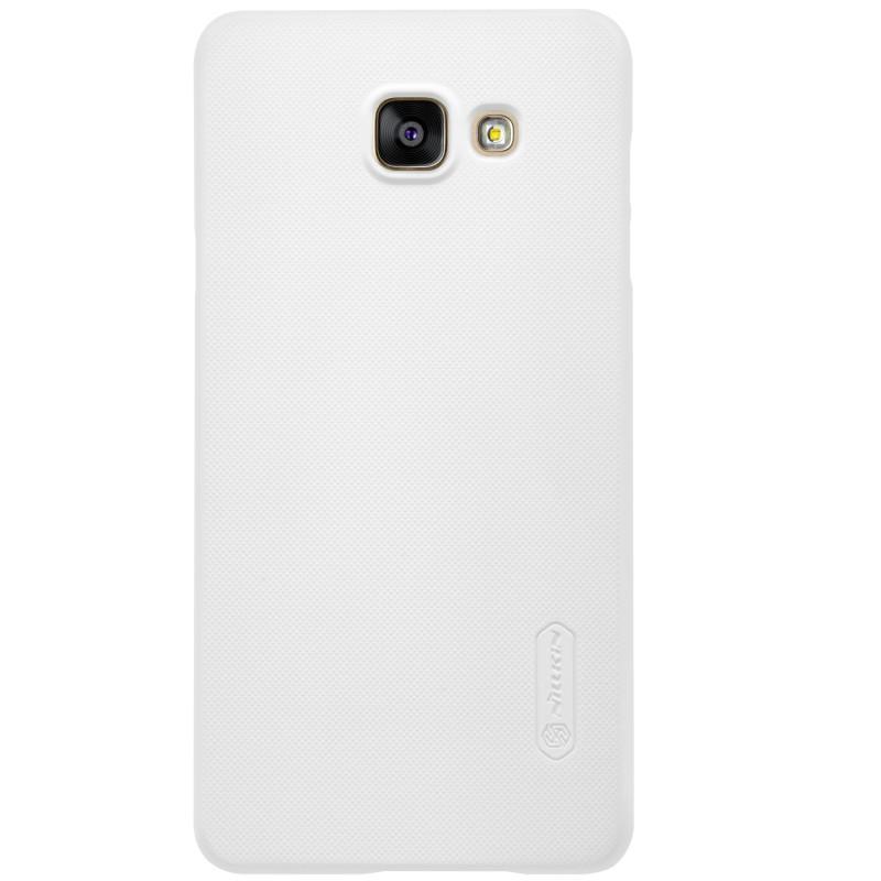 Чехол-накладка Nillkin Frosted Shield для Samsung Galaxy A5 (2016) SM-A510 пластиковый (белый) фото