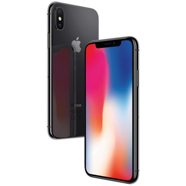 Apple iPhone X 64Gb (Space Gray) (MQAC2RU/A) [УЦЕНКА - Б/У]