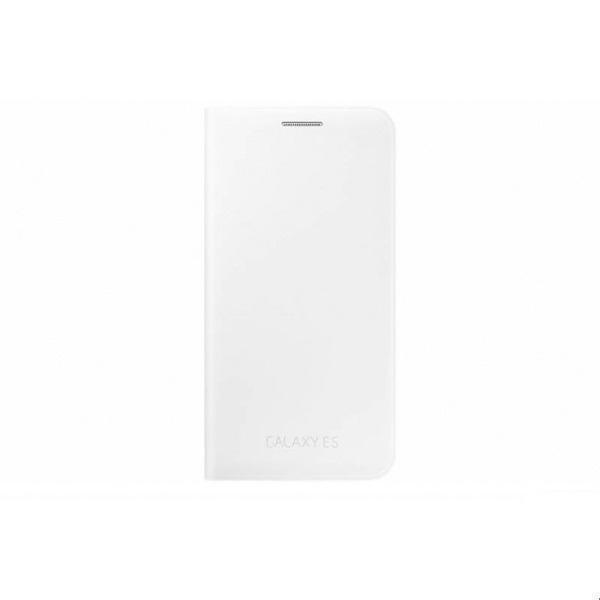 Чехол-книжка Samsung Flip Wallet для Galaxy E5 (EF-WE500BWEGRU) белый
