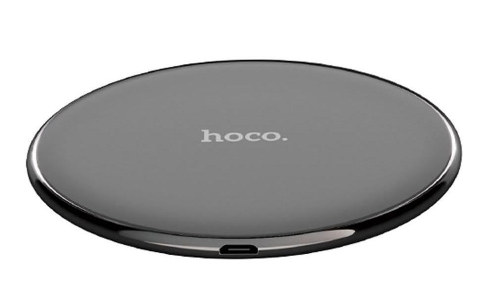 Беспроводное зарядное устройство Hoco CW6 Wireless Fast Transmission Rapid Charger (5V/2A) (Black)