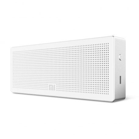 Портативная колонка Xiaomi Mi Square Box Speaker Bluetooth WhiteПортативная акустика, Колонки<br>Портативная колонка Xiaomi Mi Square Box Speaker Bluetooth White<br>