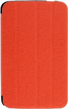 Чехол Gissar Paisley для Samsung Galaxy Tab 3 7.0 (оранжевый)