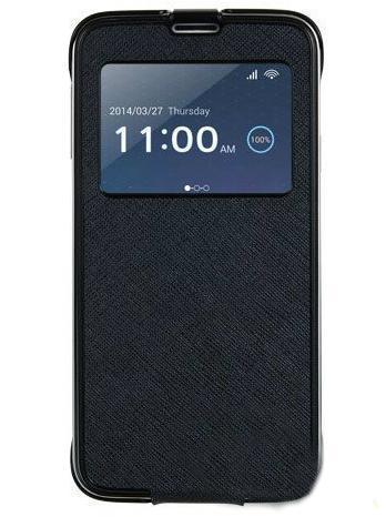 Чехол-книжка AnyMode View Cradle для Samsung Galaxy S5 (черный) F-DMCC000KBK фото