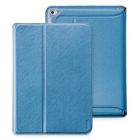 Чехол-книжка Hoco Portfolio Series для Apple iPad Air 2 (искусственная кожа с подставкой) Blue