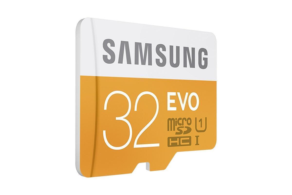 Карта памяти Samsung microSDHC EVO 48MB/s Class10 32GB (MB-MP32D)