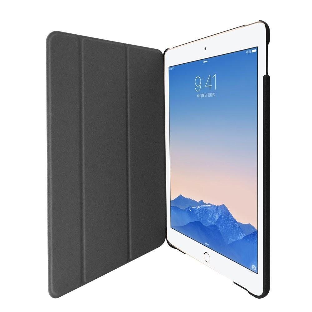 Чехол-книжка Smart Case для Apple iPad Pro 9.7 (искусственная кожа с подставкой) черныйдля Apple iPad Pro 9.7<br>Чехол-книжка Smart Case для Apple iPad Pro 9.7 (искусственная кожа с подставкой) черный<br>