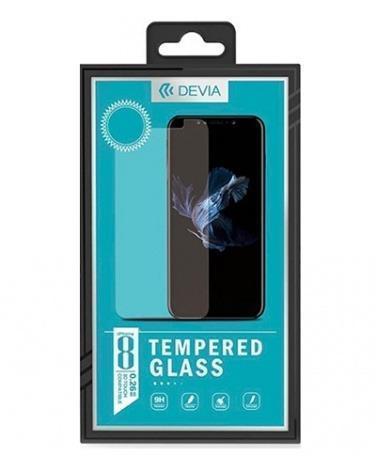 Защитное стекло Devia Van Anti-glare Full Screen 9H 0.26mm для Apple iPhone 7/8 матовое черное
