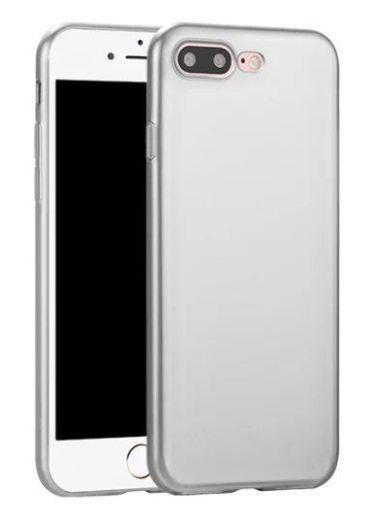 Чехол-накладка Hoco Double Color Series для Apple iPhone 7 Plus/8 Plus Silverдля iPhone 7 Plus/8 Plus<br>Чехол-накладка Hoco Double Color Series для Apple iPhone 7 Plus/8 Plus Silver<br>
