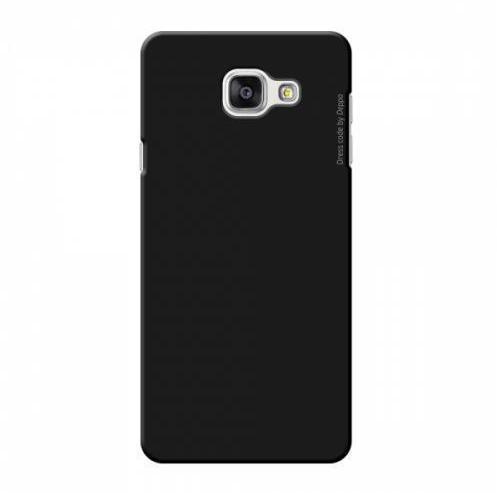 Купить Чехол-накладка Deppa Air Case для Samsung Galaxy A7 (2016) SM-A710 пластиковый (черный)