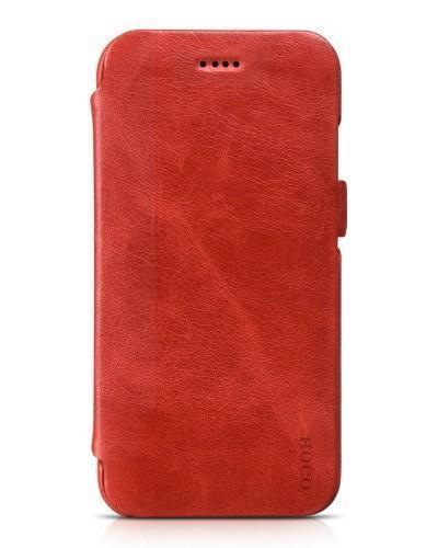 Чехол-книжка Hoco General Series Folder Case для Apple iPhone 6/6S натуральная кожа Orangeдля iPhone 6/6S<br>Чехол-книжка Hoco General Series Folder Case для Apple iPhone 6/6S натуральная кожа Orange<br>