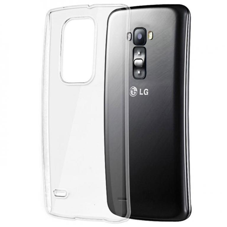 Чехол-накладка для LG G Flex 2 силиконовый прозрачныйдля LG<br>Чехол-накладка для LG G Flex 2 силиконовый прозрачный<br>