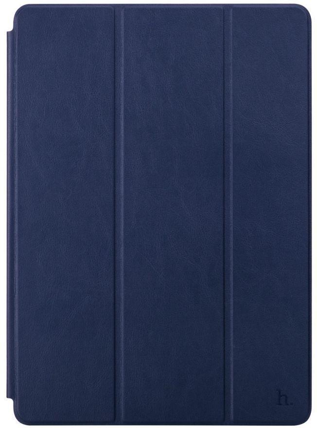 Чехол-книжка Hoco Sugar Series для Apple iPad Pro 12.9 (искусственная кожа с подставкой) синийдля Apple iPad Pro 12.9<br>Чехол-книжка Hoco Sugar Series для Apple iPad Pro 12.9 (искусственная кожа с подставкой) синий<br>