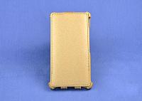 Чехол-книжка Armor Flip Case для Samsung Galaxy J5 искусственная кожа (золотой) фото