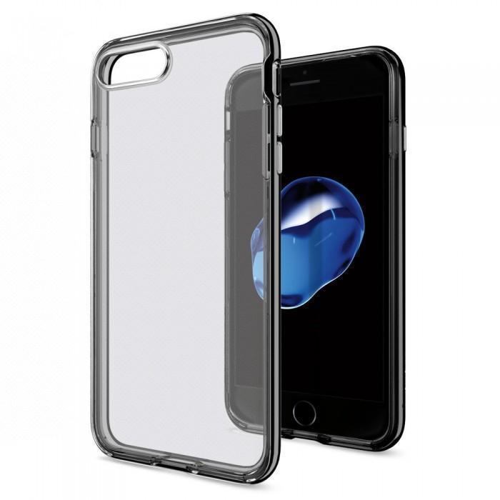 Чехол-накладка Spigen Neo Hybrid Crystal для Apple iPhone 7 Plus/8 Plus Jet Black (SGP 043CS20847)для iPhone 7 Plus/8 Plus<br>Чехол-накладка Spigen Neo Hybrid Crystal для Apple iPhone 7 Plus/8 Plus Jet Black (SGP 043CS20847)<br>