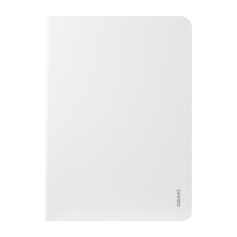 Купить со скидкой Чехол-книжка Ozaki O!coat Slim (OC126WH) для Apple Air 2 (искусственная кожа с подставкой) White