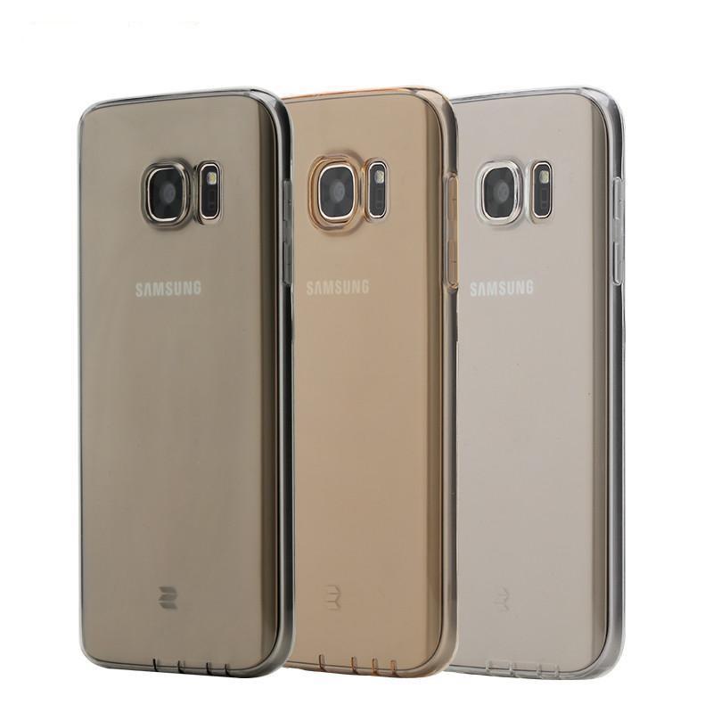 Чехол-накладка Rock Ultrathin TPU Slim Jacket для Samsung Galaxy S7 (SM-G930) прозрачныйдля Samsung<br>Чехол-накладка Rock Ultrathin TPU Slim Jacket для Samsung Galaxy S7 (SM-G930) прозрачный<br>
