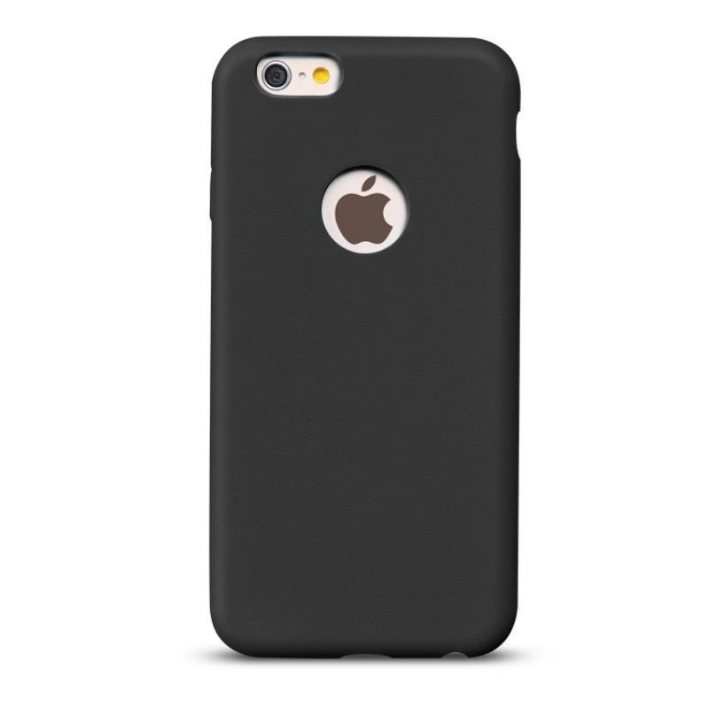 Чехол-накладка Hoco Paris Series Leather для Apple iPhone 6/6S искусственная кожа Blackдля iPhone 6/6S<br>Чехол-накладка Hoco Paris Series Leather для Apple iPhone 6/6S искусственная кожа Black<br>