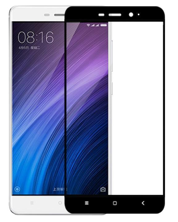 Защитное стекло Glass PRO (Full) Screen для Xiaomi Redmi 4A цветное черная рамкадля Xiaomi<br>Защитное стекло Glass PRO (Full) Screen для Xiaomi Redmi 4A цветное черная рамка<br>