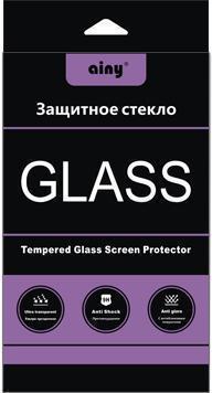 Защитное стекло Ainy 9H 0.33mm для Samsung Galaxy Core 2 (SM-G355H) прозрачное антибликовое