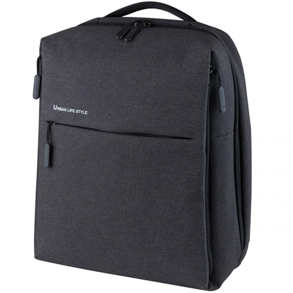 Рюкзак Xiaomi Laptop Backpack (ZJB4027CN) для Apple MacBook темно-серый