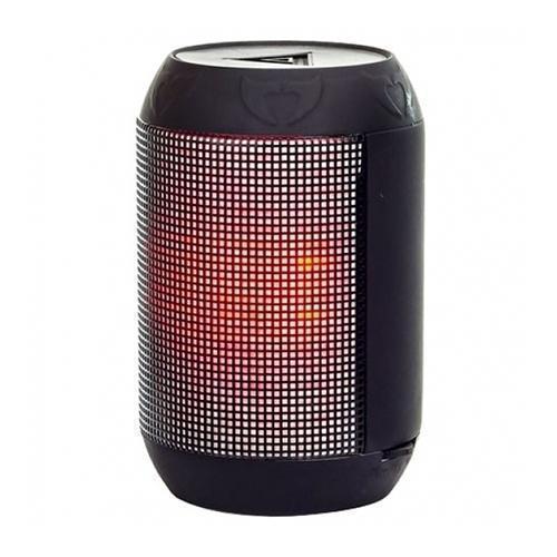Портативная колонка MGOM ML 500 LED Bluetooth BlackПортативная акустика, Колонки<br>Портативная колонка MGOM ML 500 LED Bluetooth Black<br>