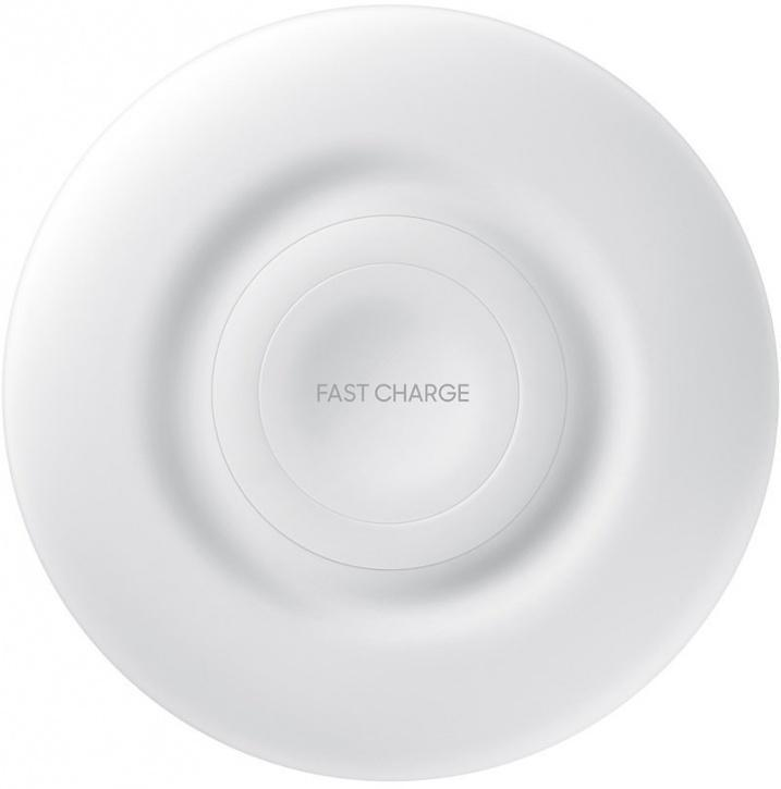 Беспроводное зарядное устройство Samsung Fast Charge EP-P3100 (белый) (EP-P3100TWRGRU)