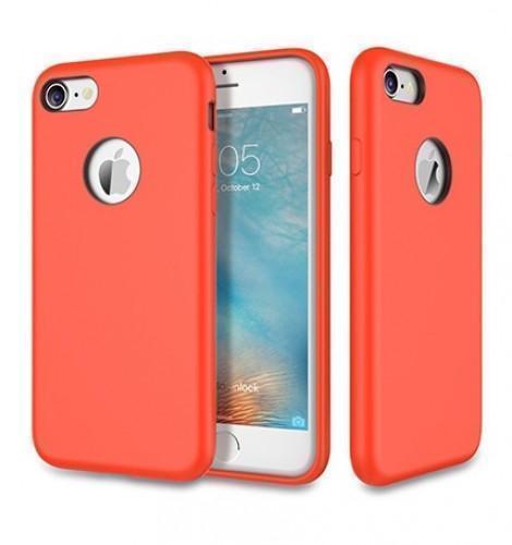 Чехол-накладка Rock Touch Series для Apple iPhone 7/8 силикон Red (RPC1153)для iPhone 7/8<br>Чехол-накладка Rock Touch Series для Apple iPhone 7/8 силикон Red (RPC1153)<br>