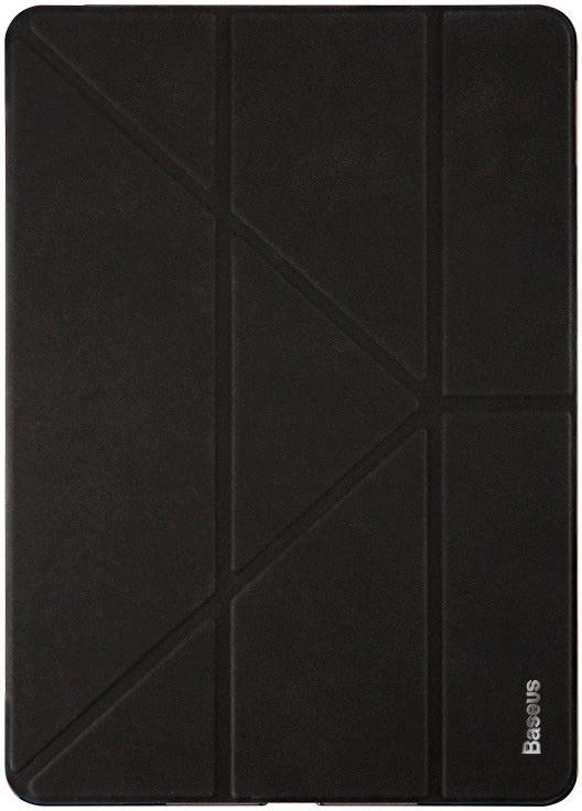 Чехол-книжка Baseus Simplism Y-Type Leather Case для Apple iPad Pro 11 (2018) искусственная кожа (черный) фото