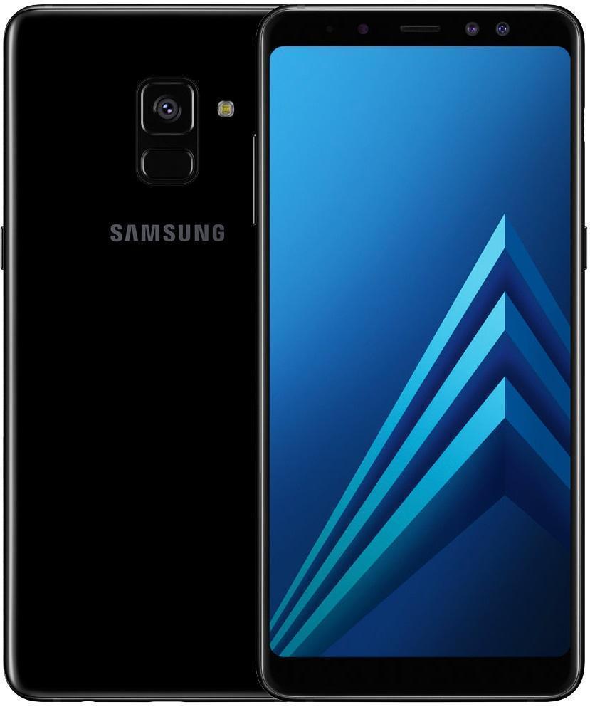 Samsung Galaxy A8 Plus (2018) 32GB (SM-A730F/DS) Black (SM-A730FZKDSER)