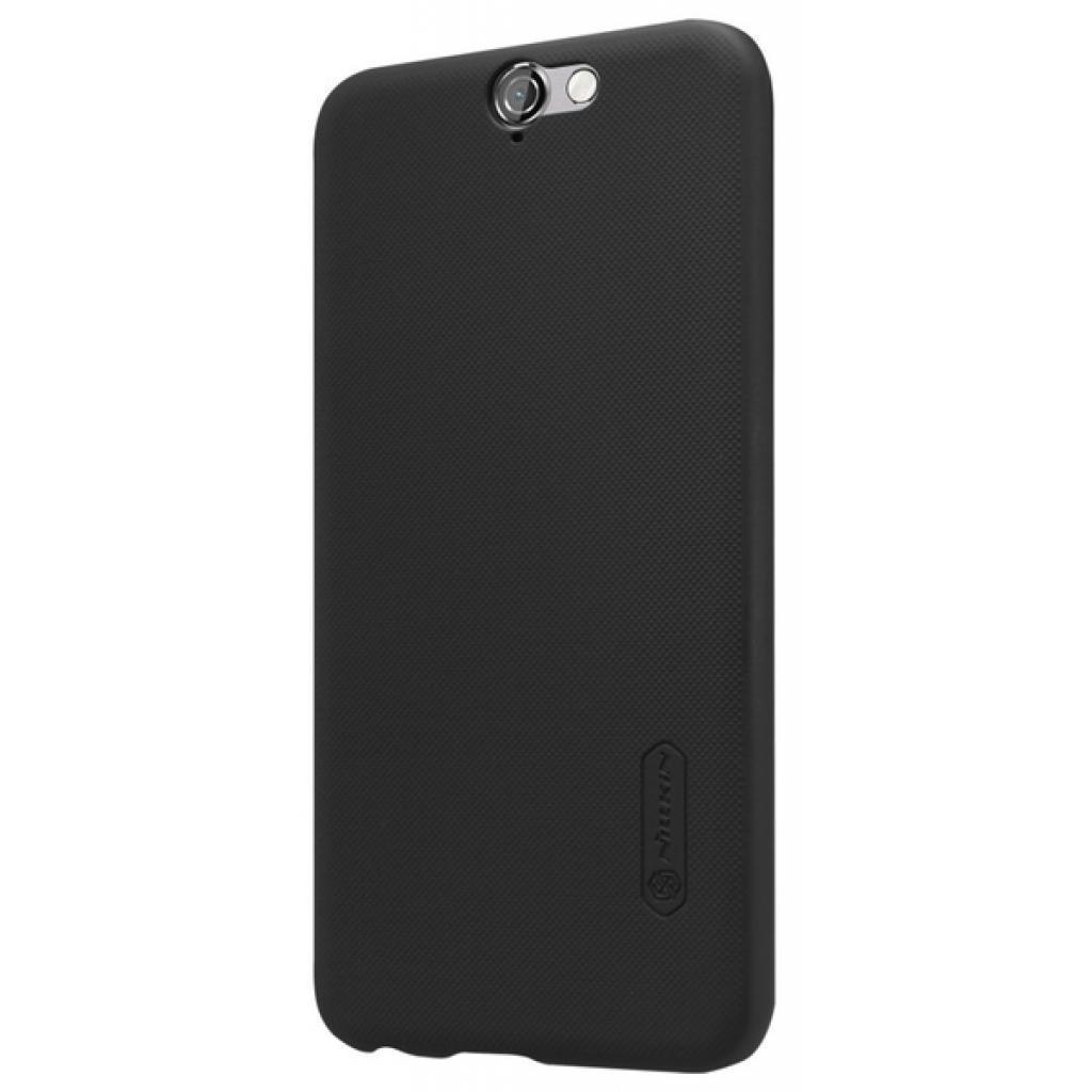Чехол-накладка Nillkin Frosted Shield для HTC One A9 пластиковый Blackдля HTC<br>Чехол-накладка Nillkin Frosted Shield для HTC One A9 пластиковый Black<br>