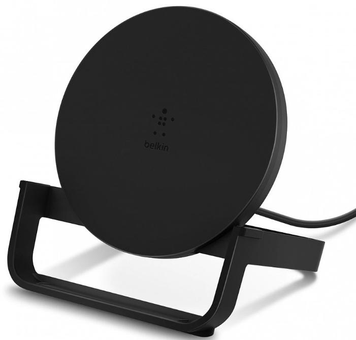 Беспроводное зарядное устройство Belkin Boost Up F7U083vfBLK (Black)