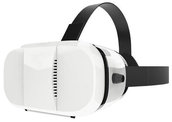 Очки виртуальной реальности Rock Bobo 3D VR Headset (ROT0722) White
