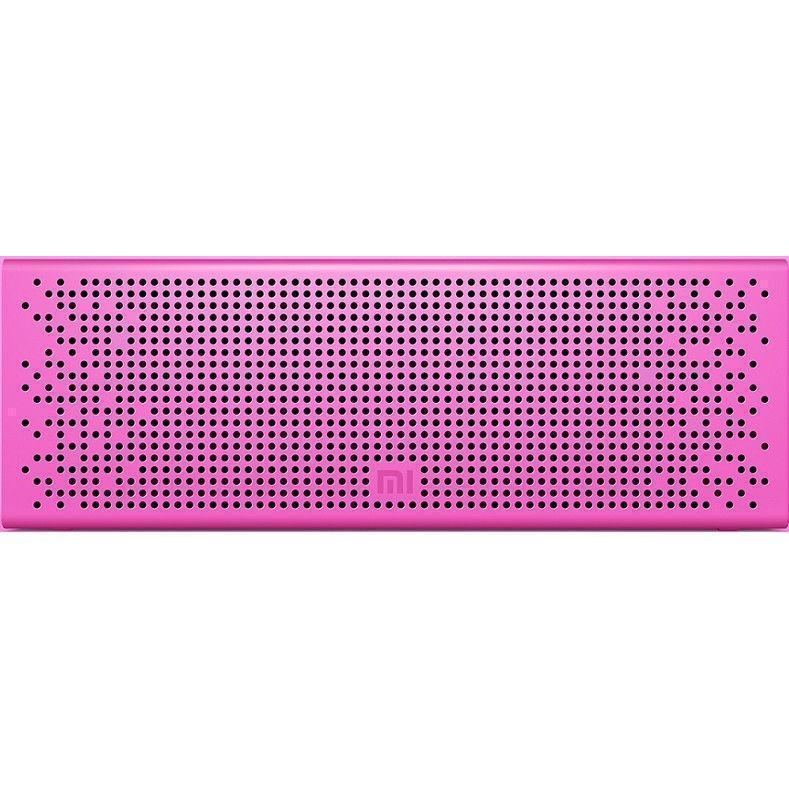 Портативная колонка Xiaomi Mi Mini Square Box 2 Bluetooth Pink (Pocket Audio)