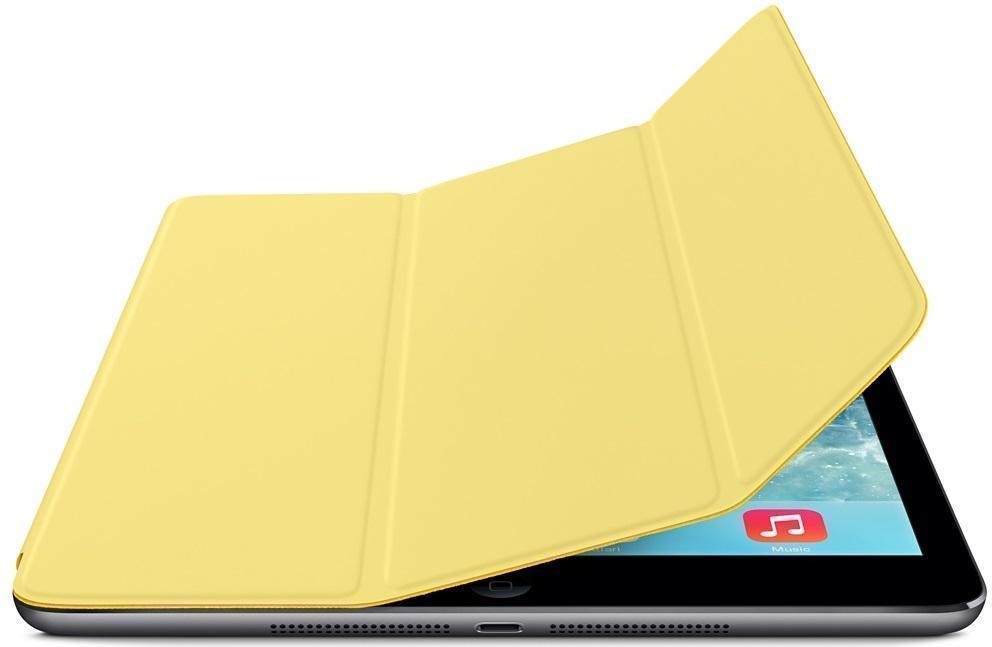 Чехол-книжка Smart Case для Apple iPad Air 2 (искусственная кожа с подставкой) желтыйдля Apple iPad Air 2<br>Чехол-книжка Smart Case для Apple iPad Air 2 (искусственная кожа с подставкой) желтый<br>