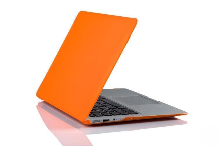 Чехол-накладка BTA-Workshop для Apple MacBook Pro 13 матовая прозрачно-оранжеваядля Apple MacBook Pro 13<br>Чехол-накладка BTA-Workshop для Apple MacBook Pro 13 матовая прозрачно-оранжевая<br>