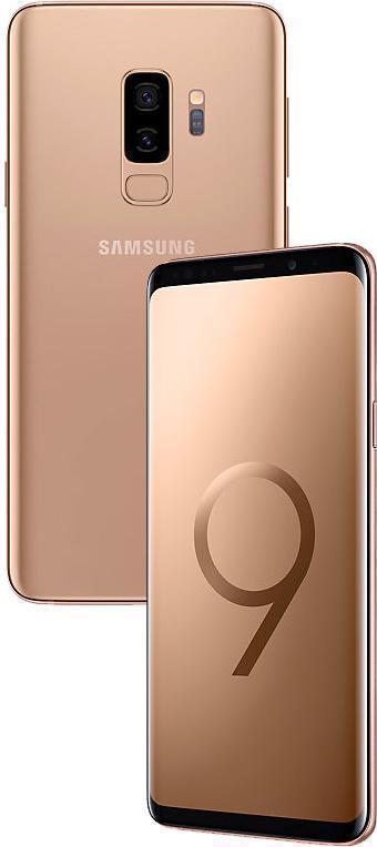 Samsung Galaxy S9+ 128Gb (SM-G965F/DS) Sunrise Gold