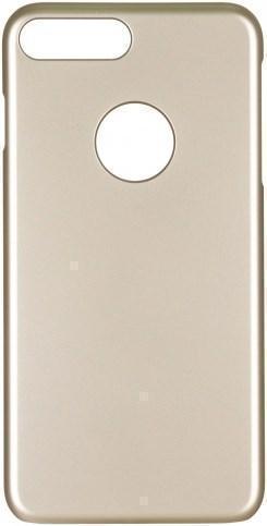 Чехол-накладка iCover Rubber для Apple iPhone 7 Plus/8 Plus пластиковый золотой (IP7P-RF-GD)для iPhone 7 Plus/8 Plus<br>Чехол-накладка iCover Rubber для Apple iPhone 7 Plus/8 Plus пластиковый золотой (IP7P-RF-GD)<br>
