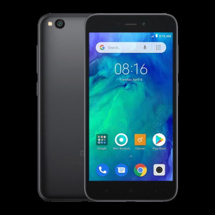 Xiaomi Redmi Go 1/8Gb (Черный)