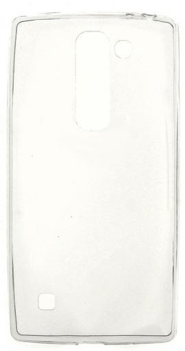 Чехол-накладка для LG Spirit H422 силиконовый прозрачныйдля LG<br>Чехол-накладка для LG Spirit H422 силиконовый прозрачный<br>