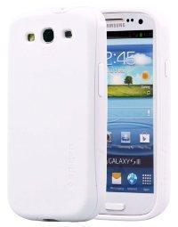 Купить Чехол-накладка Neo Hybrid для Samsung Galaxy S3 пластиковый (белый с белой вставкой )