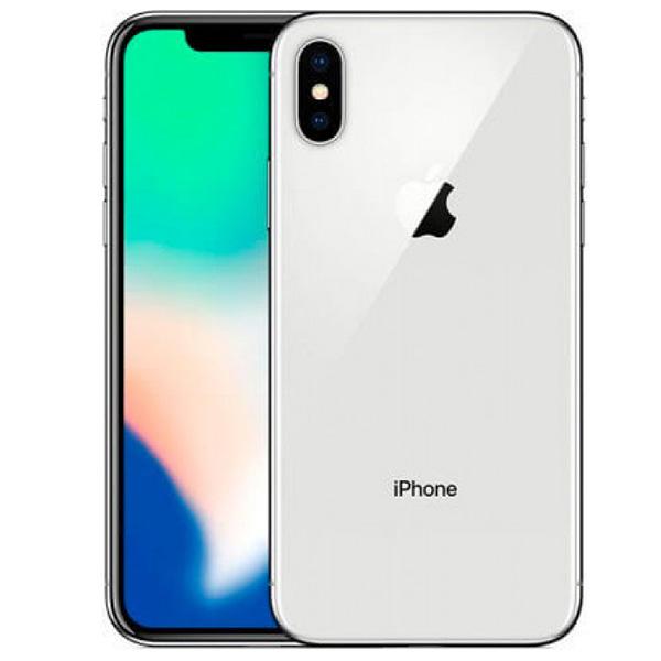 Apple iPhone X 256Gb (Silver) (MQAG2RU/A)