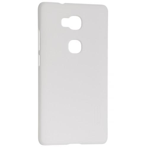 Чехол-накладка Nillkin Frosted Shield для Huawei Honor 5X пластиковый белыйдля Huawei<br>Чехол-накладка Nillkin Frosted Shield для Huawei Honor 5X пластиковый белый<br>