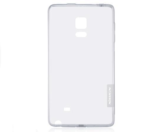 Чехол-накладка Nillkin Nature 0.6mm для Samsung Galaxy Note Edge (SM-N915) прозрачно-черныйдля Samsung<br>Чехол-накладка Nillkin Nature 0.6mm для Samsung Galaxy Note Edge (SM-N915) прозрачно-черный<br>