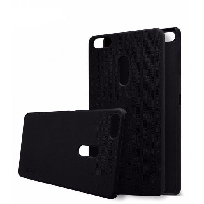 Чехол-накладка Nillkin Frosted Shield для Asus Zenfone 3 Ultra ZU680KL пластиковый черныйдля ASUS<br>Чехол-накладка Nillkin Frosted Shield для Asus Zenfone 3 Ultra ZU680KL пластиковый черный<br>