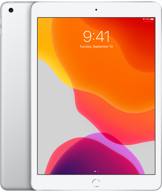 Apple iPad (2019) 32Gb Wi-Fi (Silver) (MW752RU/A) фото