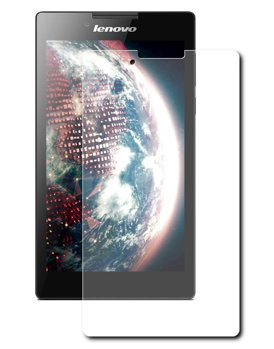 Защитная пленка Protect для Lenovo TAB 2 A7-30 глянцеваядля Lenovo<br>Защитная пленка Protect для Lenovo TAB 2 A7-30 глянцевая<br>