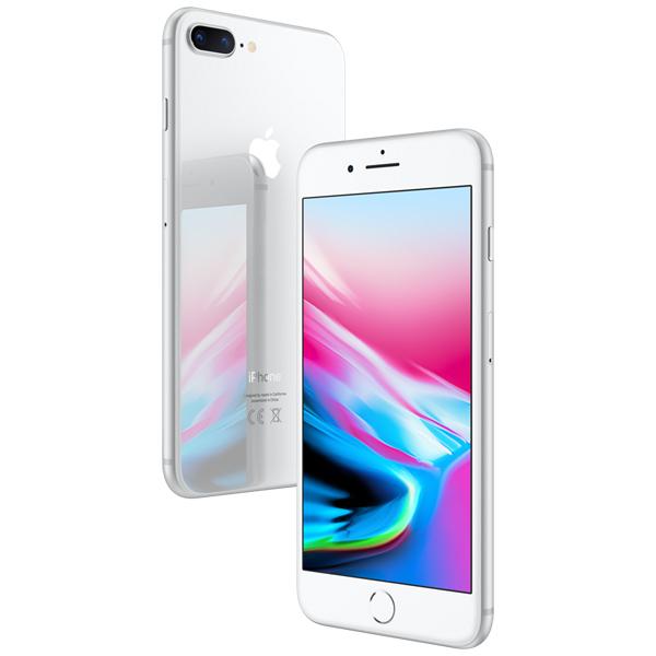 Apple iPhone 8 Plus 128Gb (Silver) (MX252RU/A)