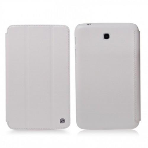 Чехол-книжка Hoco Crystal Series для Samsung Galaxy Tab 3 7.0 (SM-T210/SM-T211) белый